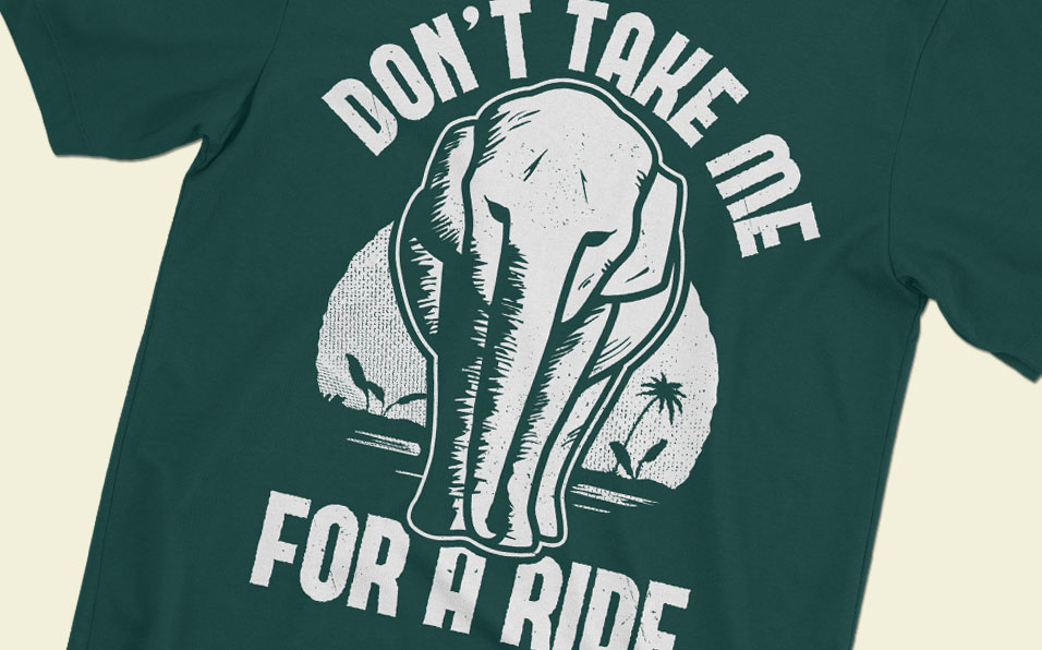 dont-ride-elephant-green-shirt-feature