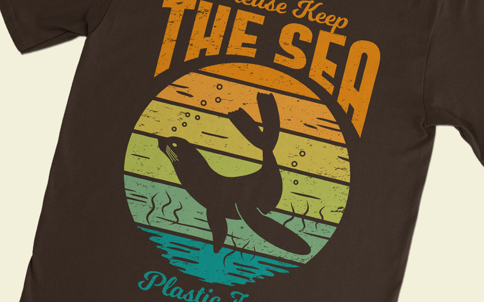 keep-sea-plastic-free-seal-retro-brown-shirt-feature