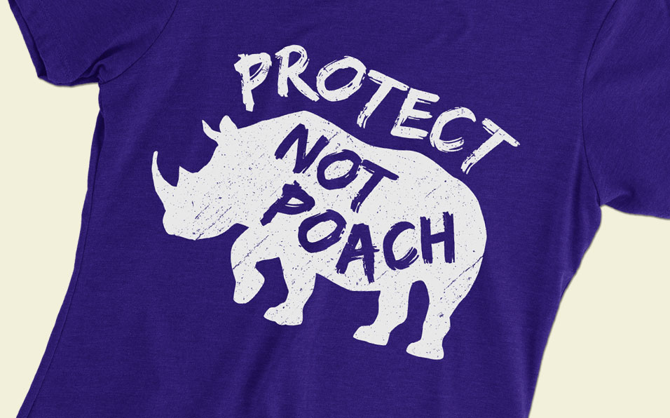 protect-not-poach-rhino-purple-shirt-feature