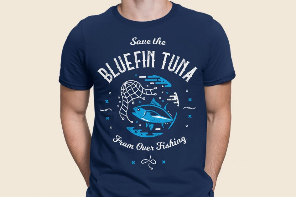 overfishing-save-bluefin-tuna-navy-shirt-model