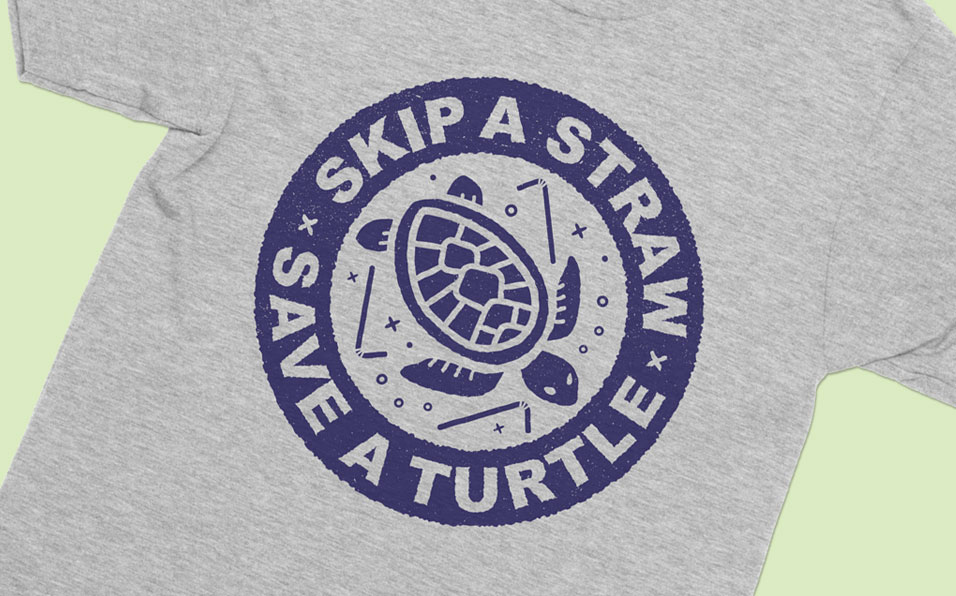 skip-straw-save-turtle-grey-shirt-feature