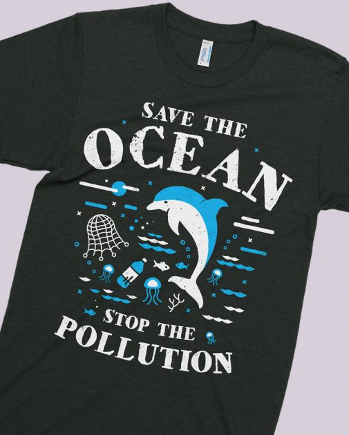 ocean-stop-pollution-dolphin-black-shirt-feature