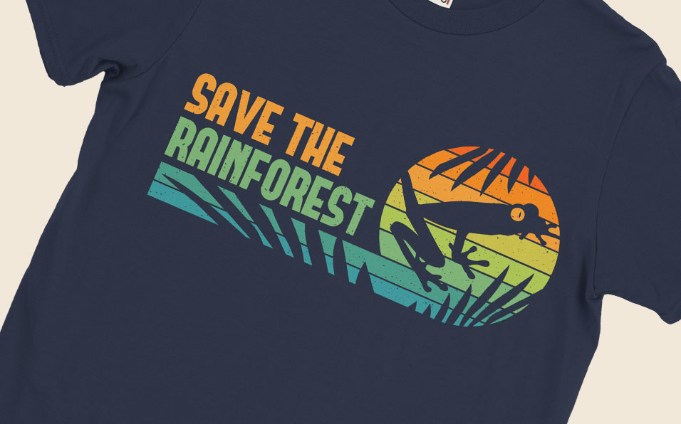 save-rainforest-frog-blue-shirt-feature