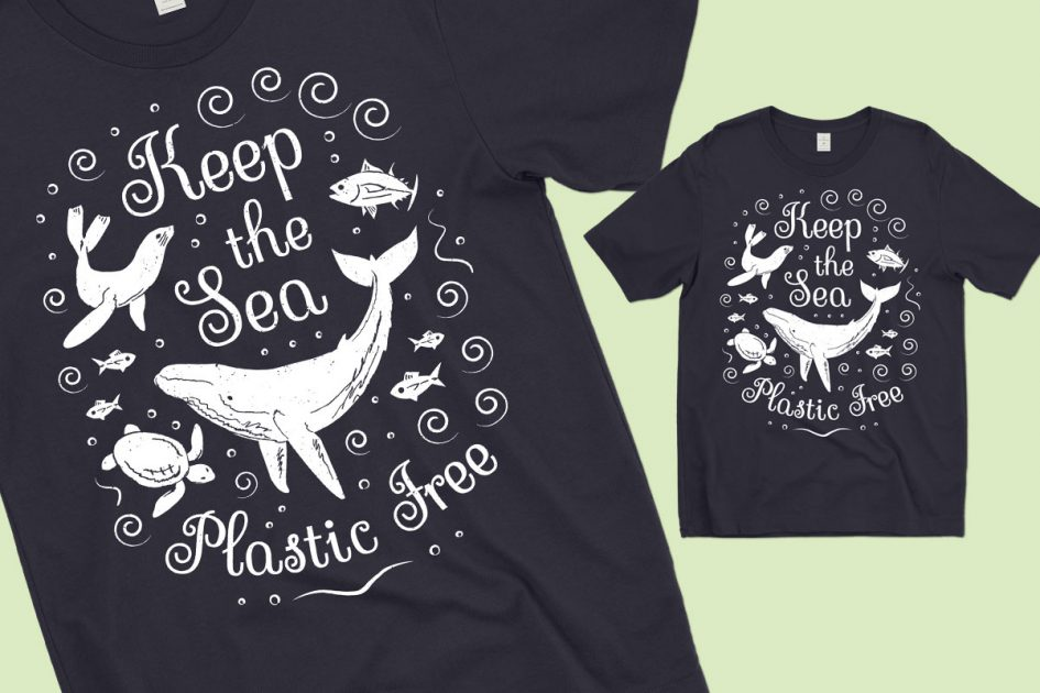 keep-sea-plastic-free-animals-navy-shirt-detail
